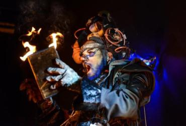 Espetáculo Mágico Mar se apresenta em Salvador
