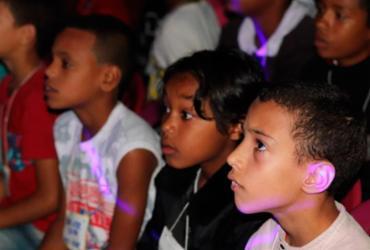 Crianças de Vitória da Conquista visitam o circo pela primeira vez
