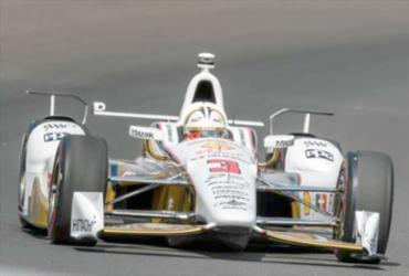 Castroneves lidera e Alonso é 5º em último ensaio para 500 Milhas de Indianápolis