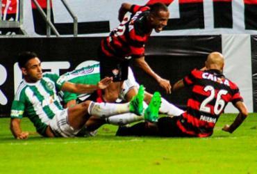 Vitória se reapresenta em meio a crises no futebol e na diretoria