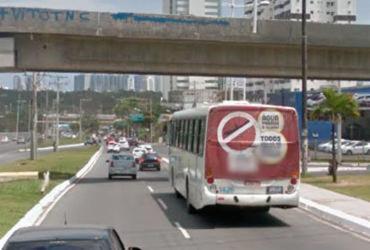 Paralela e Edgard Santos terão trechos interditados para instalação de passarela