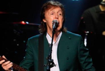 Vendas para Paul McCartney na Fonte Nova começam nesta sexta