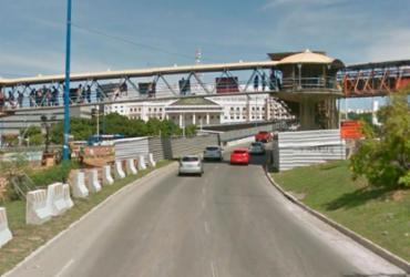 Viaduto Raul Seixas será interditado para implantação de passarela