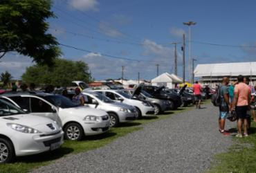 `Feirão de Automóveis` muda de local neste domingo