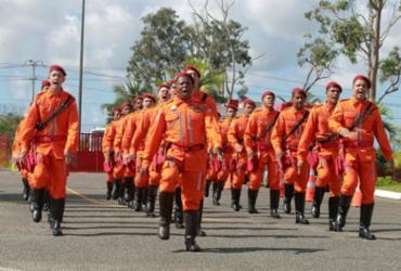 Estado abre vagas para bombeiros e policiais