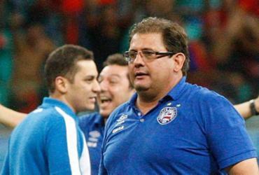 Guto destaca superação e diz que o time foi 'fantástico' contra rival   Margarida Neide   Ag. A Tarde