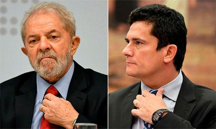 Lula foi interrogado nesta quarta, 10, pelo juiz Sérgio Moro em Curitiba - Foto: Evaristo Sa | AFP