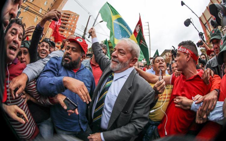 Ação contra Lula pode ser julgada por Moro entre junho e julho - Foto: Ricardo Stuckert | Divulgação