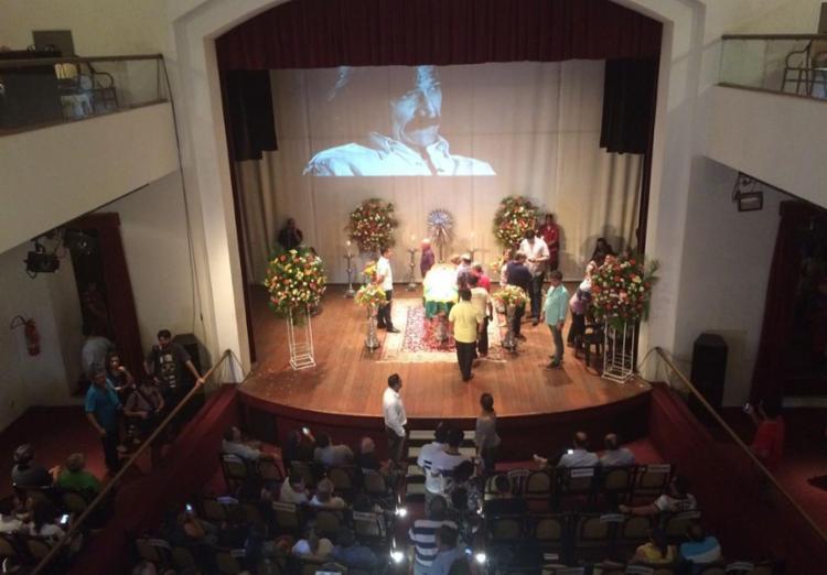 Belchior, 70 anos, morreu na noite deste sábado em Santa Cruz do Sul, no Rio Grande do Sul - Foto: Dalwton Moura | Secult