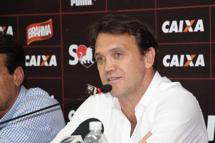 O Rubro-Negro será o quarto time de Pet como técnico - Foto: Divulgação | EC Vitória
