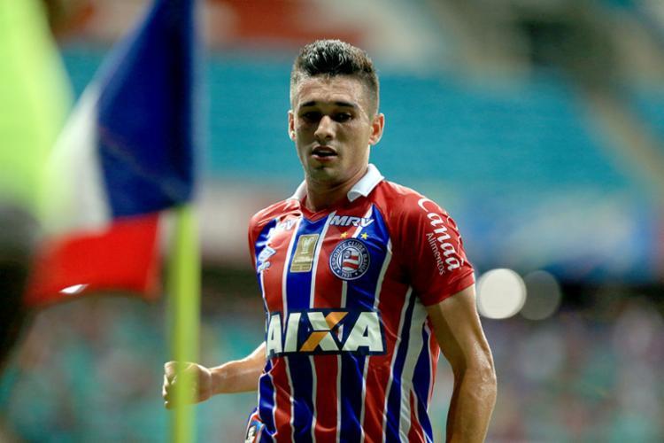 Juninho vai jogar no próximo domingo - Foto: Felipe Oliveira | E.C. Bahia | Divulgação