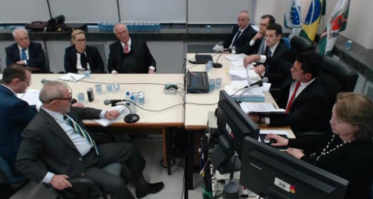 Pela segunda vez, Moro e Lula vão ficar cara a cara - Foto: Reprodução