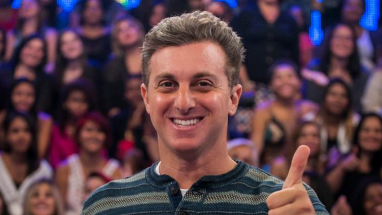Luciano Huck é apresentador da Rede Globo - Foto: Divulgação | TV Globo