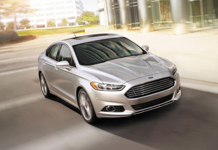 Recall do Fusion atinge 20 mil veículos - Foto: Ford / Divulgação