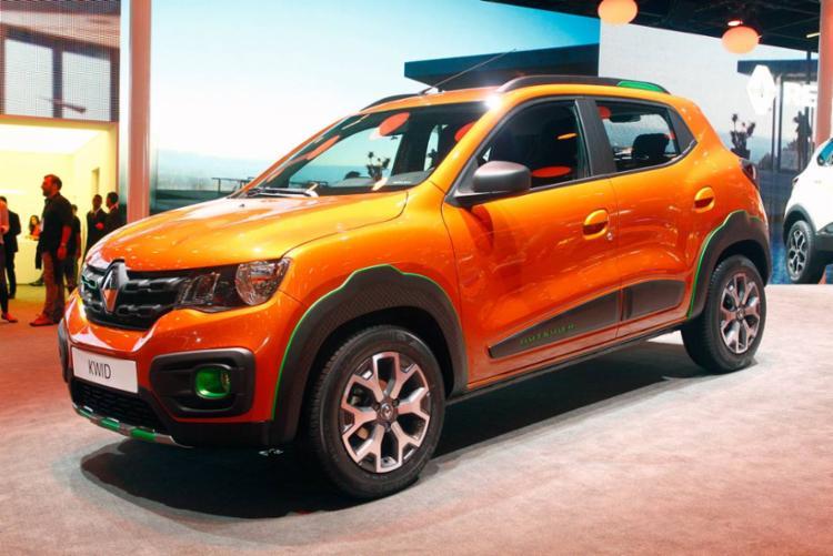 Vídeo da Renault critica o VW up! - Foto: Divulgação