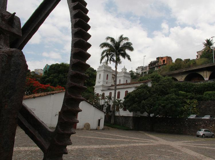 Em Salvador, as atividades serão realizadas no MAM, localizado na Av. Contorno - Foto: Joá Souza l Ag. A TARDE 11.12.2012