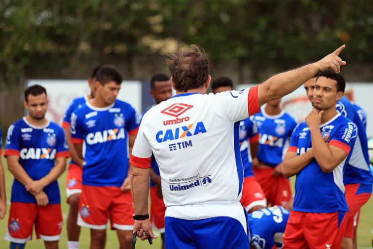 Decisão coloca à prova a supremacia do Bahia no confronto com o Sport e da Bahia na rivalidade com Pernambuco - Foto: Felipe Oliveira l EC Bahia