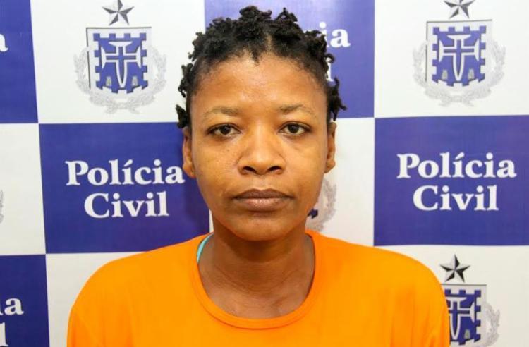 Neuma é prima de Wilma, que também foi presa - Foto: Divulgação | Polícia Civil