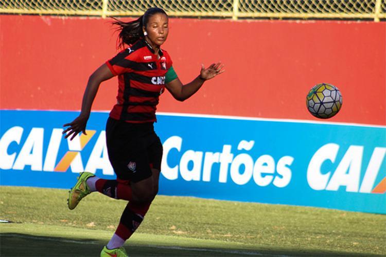 Leoas levaram goleada de 7 a 0 do Rio Preto, em São Paulo - Foto: Divulgação l EC Vitória