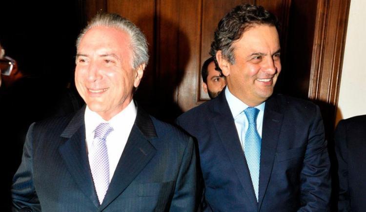 PGR diz haver indícios de participação em organização criminosa do presidente, de Aécio e de Rocha Loures - Foto: Agência Brasil
