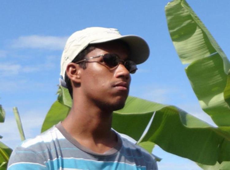 Idione Silva Brito, 24 anos, foi encontrado morto nesta quarta-feira - Foto: Reprodução | Blog Rodrigo Ferraz