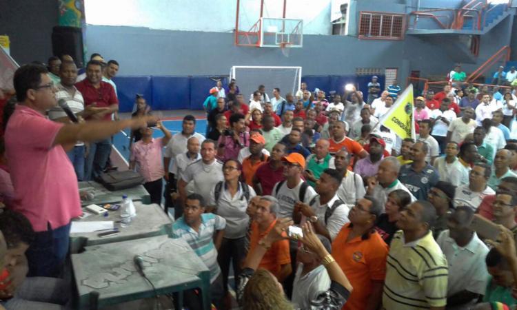 Votação ocorreu no Sindicato dos Bancários, nos Aflitos - Foto: Joá Souza | Ag A TARDE