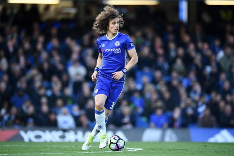 David Luiz está na lista dos convocados - Foto: Justin Tallis | AFP