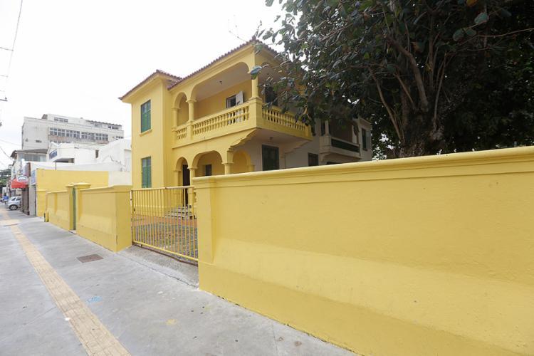 Casa na Av. Marques de Leão que vai sediar o evento este ano - Foto: Adilton Venegeroles l Ag. A TARDE