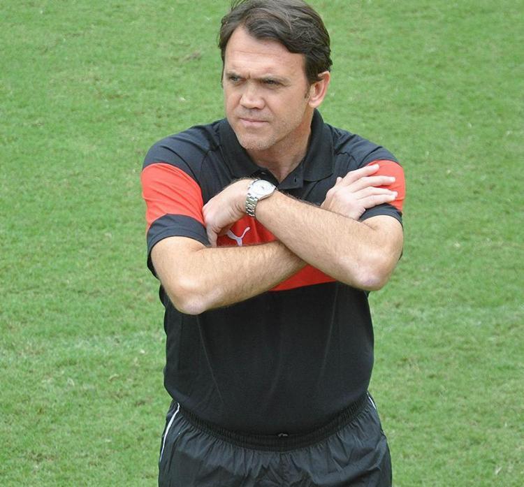 Primeira semana de Petkovic como técnico do leão não tem sido fácil - Foto: Maurícia da Matta l EC Vitória