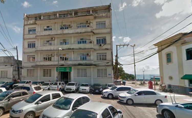 Vigilantes foram rendidos durante a ação criminosa - Foto: Reprodução | Google Maps