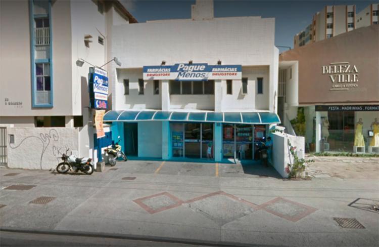 Farmácia está localizada na avenida Manoel Dias - Foto: Reprodução | Google Maps