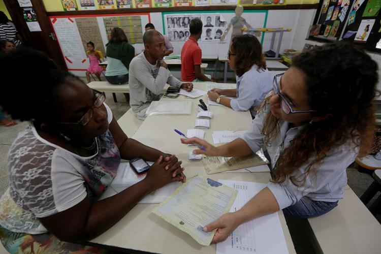 O objetivo foi levar noções de direito e cidadania para a população - Foto: Adilton Venegeroles l Ag. A TARDE