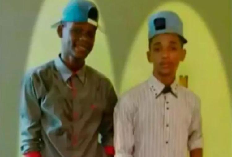 Adolescentes foram mortos após discussão com segurança - Foto: Reprodução