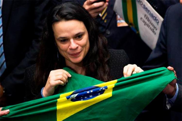 Janaína foi uma das autoras do pedido de impeachment de Dilma - Foto: Reprodução | Twitter