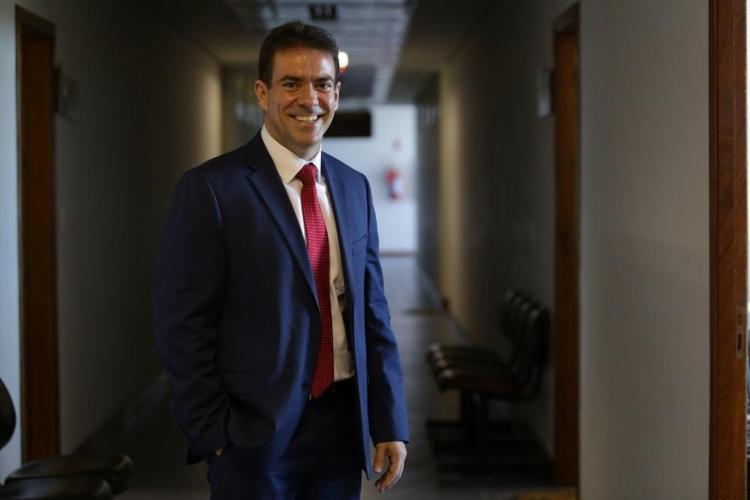 O juiz federal Dirley da Cunha é contrário a uma Assembleia Constituinte - Foto: Adilton Venegeroles | Ag. A TARDE