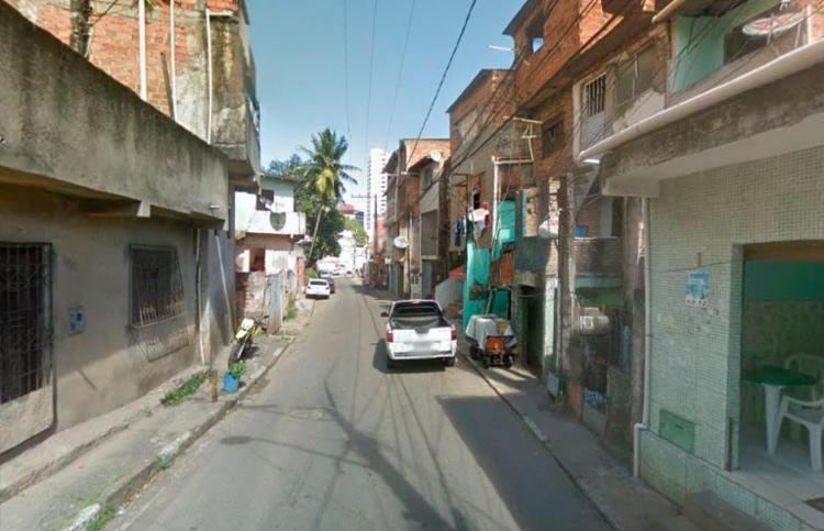 Crime aconteceu na rua da Polêmica, em Brotas - Foto: Reprodução   Google Maps