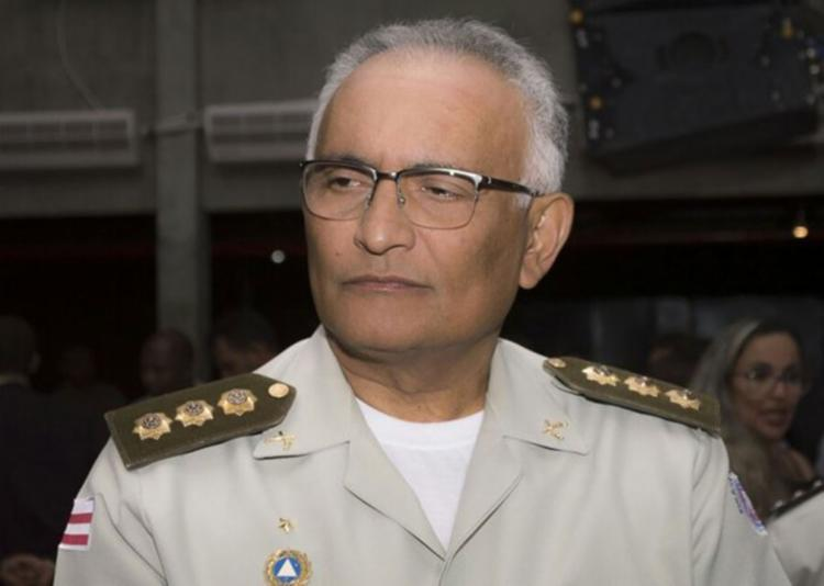 Coronel disse que Kannário merecia uma resposta ríspida - Foto: Ed Santos | Acorda Cidade