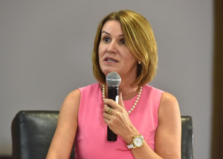 Procuradora-geral, Ediene Lousado, entrou nesta terça-feira, 23, com embargos de declaração - Foto: Ministério Público da Bahia l Divulgação l 08.03.2017