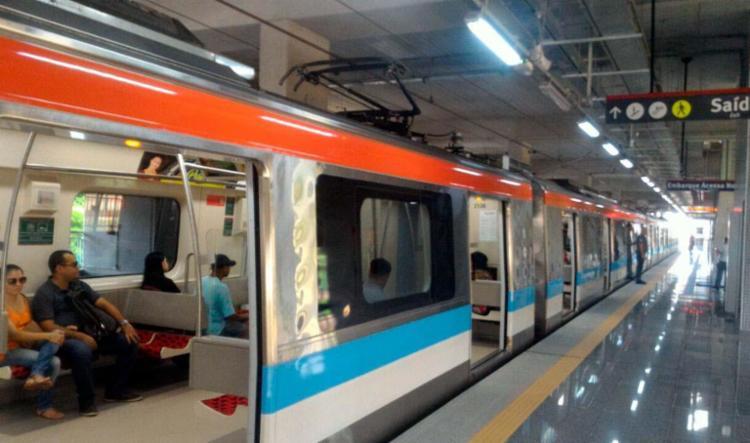 As estações começaram a operar às 5h desta terça-feira, 23 - Foto: Raul Spinassé | Ag. A TARDE