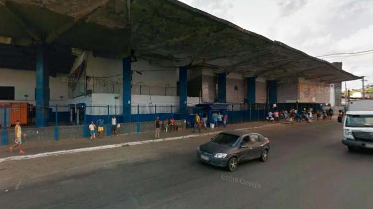 Crime ocorreu na antiga rodoviária de Salvador, na Sete Portas - Foto: Reprodução | Google Maps