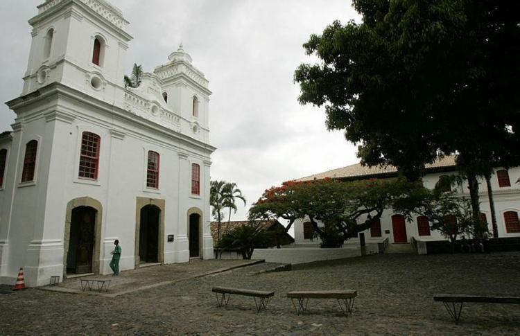 Somente o setor administrativo do museu está em funcionamento - Foto: Joá Souza | Ag. A TARDE | 11.12.2012