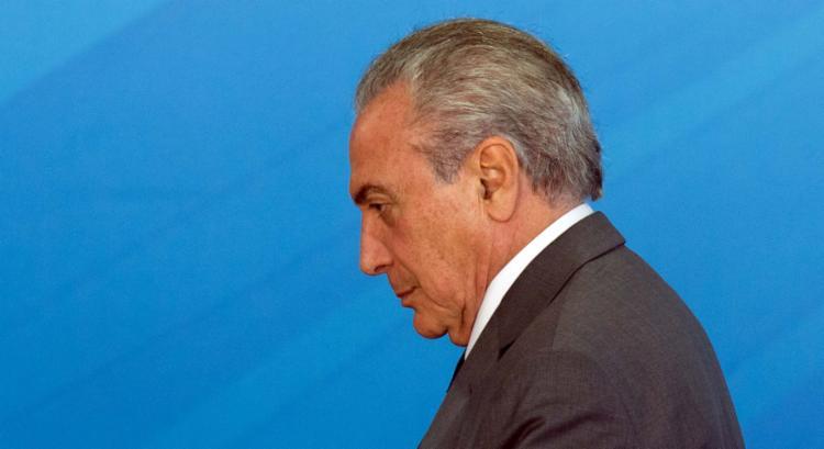 O ponto crucial da ofensiva da Ordem contra Temer é o episódio JBS - Foto: Lula Marques | AGPT | Divulgação | 15.03.2017