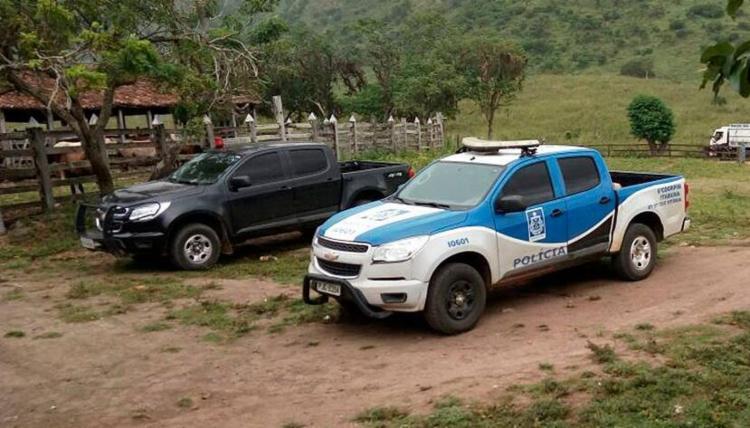 Cerca de 84 cabeças de gado foram furtadas de fazendas em dois municípios - Foto: Divulgação | SSP