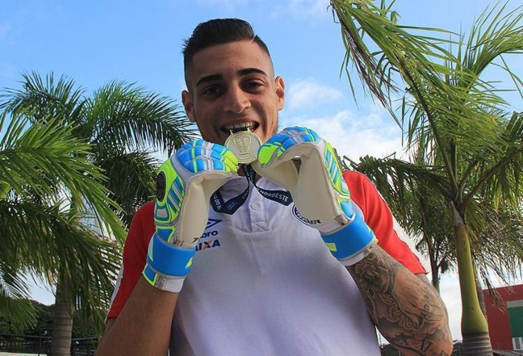 Jean tem contrato com o Bahia até o fim de 2019 - Foto: Daniel Dórea l Ag. A TARDE