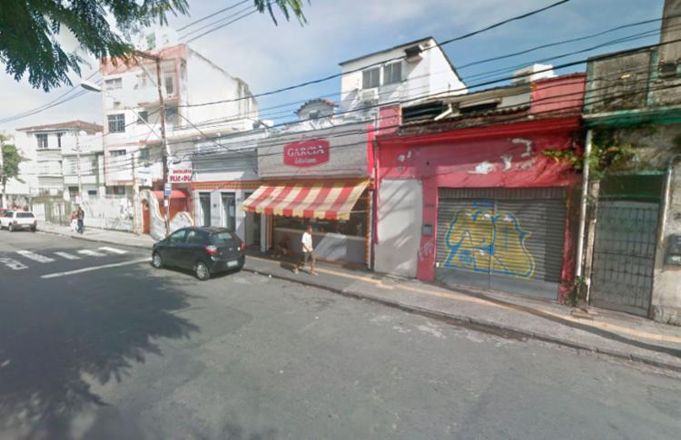 O crime aconteceu na avenida Leovigildo Filgueiras, no Garcia - Foto: Reprodução   Google Maps