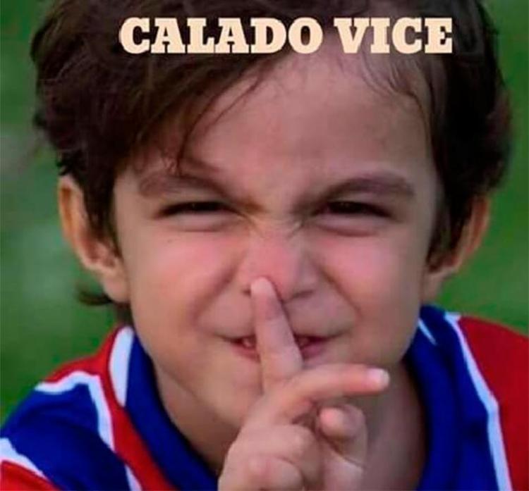 493310c297 Sport e Vitória são chamados de vices por torcedores do Bahia - Foto   Reprodução