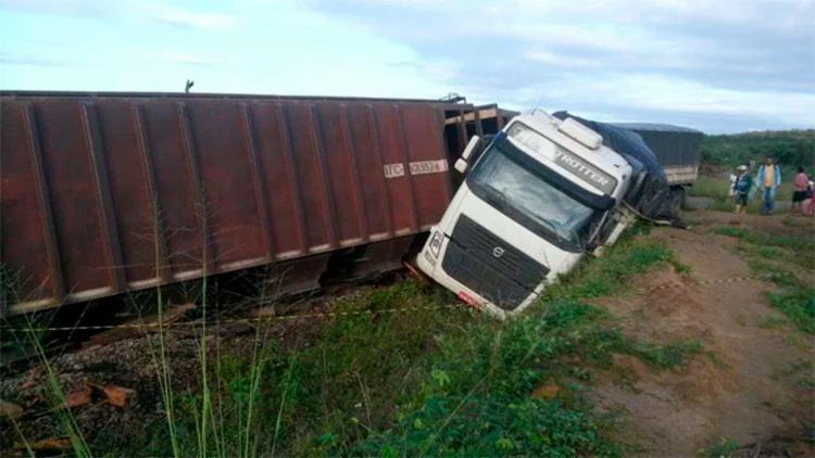 Não há informações do que causou o acidente - Foto: Reprodução | Portal Bahia 10