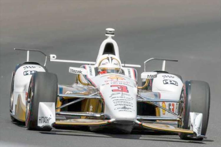 Hélio Castroneves iderou sessão que não vale posições no grid oficial - Foto: Divulgação | IndyCar