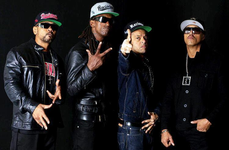 Edi Rock, Ice Blue, KL Jay e Mano Brown são integrantes e fundadores dos Racionais - Foto: Marcelo Pretto | Divulgação