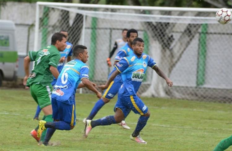 Jegue perdeu para o Murici por 3 a 2, em partida válida pela 2ª rodada - Foto: Jaílson Colácio l Jacobina EC